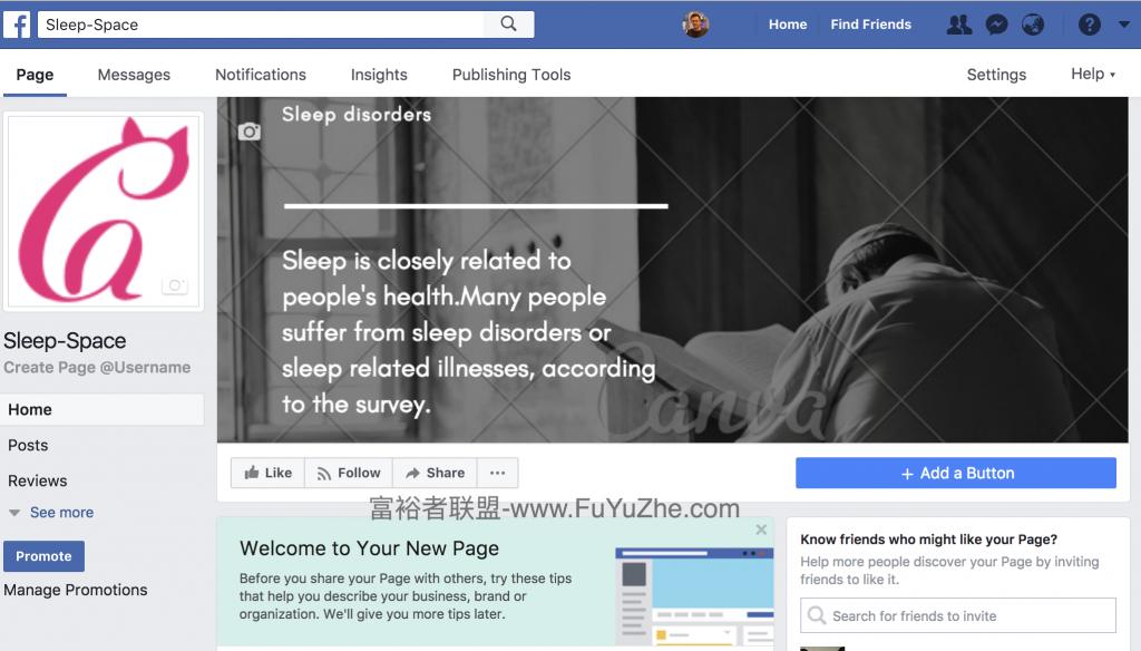 如果通过社交网站Facebook有效建立引流页面