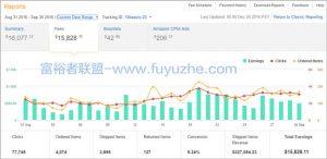 亚马逊加盟网站8个月内每月收入4万美元04
