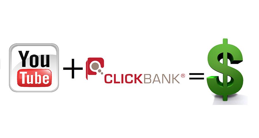 如何通过ClickBank+YouTube赚到500$天?