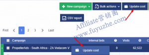 [第5天]40天新手进阶Affiliate实操教程:优化Direct-Linked Pop Campaign