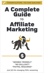 Affiliate marketing 完全指南