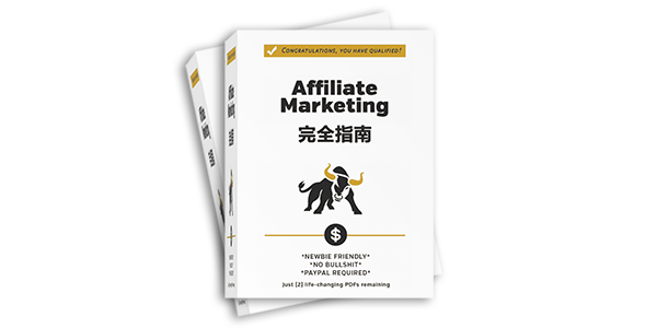《Affiliate Marketing 完全指南》完整精校中文版